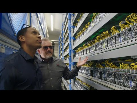 A booming cryptocurrency mining industry is disrupting a small town in Washington State.