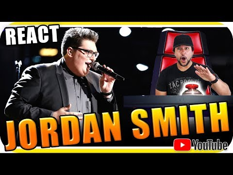 JORDAN SMITH Canta Beyoncé, Jessie J, Sia, Adele, Sam Smith e mais – Marcio Guerra React