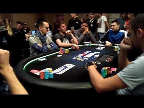 EPT BCN'18: SHR, Cup, National HR… todo o poker na Sala Principal!