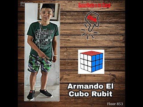 Armando el cubo rubit (JR)