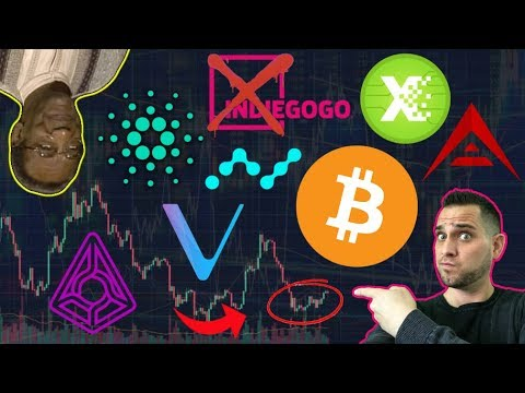 Is This The Bottom? $BTC Mining = 1% Global Electricity? Don't Trust CNBC! Indigogo ICO | Bill Cosby