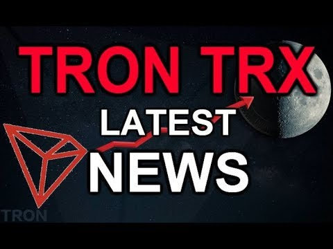 TRON TRX BREAKING NEWS – TRX COMING TO 2.2 MILLION USERS! – 26th Aug 2018