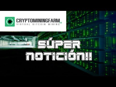 SUPER NOTICIÓN en CRYPTOMINING FARM!!!