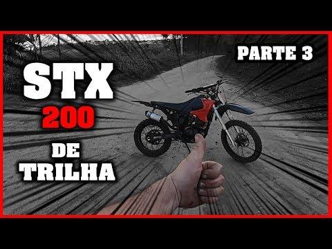 REVISÃO STX 200 DE TRILHA – PARTE 3 – TGS NA TRILHA