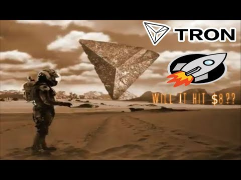 TRON (TRX) Reaching $4.00 Moonshot! August 30th?! Here's Why