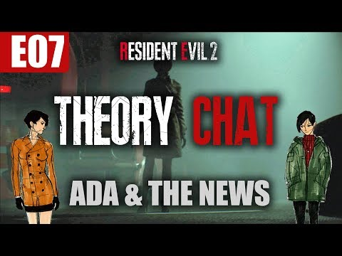 Resident Evil 2 Remake New Gamescom Reveals, Ada & More | Theory Chat Live Show REPLAY