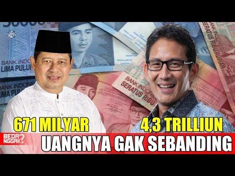 Uang Sandiaga Uno Gak Ada Nilainya! 10 POLITISI TERKAYA DI INDONESIA YG GAK KALIAN SANGKA