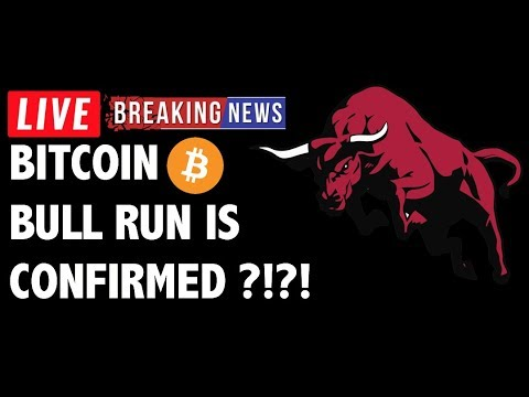 Is The Bitcoin (BTC) Bull Run Confirmed?! – Crypto Trading & Cryptocurrency Price News