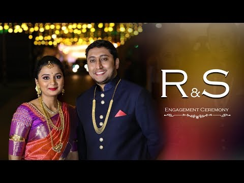 Rakshitha & Suhas | Engagement ceremony 2018 | VRC Pictures | Bangalore
