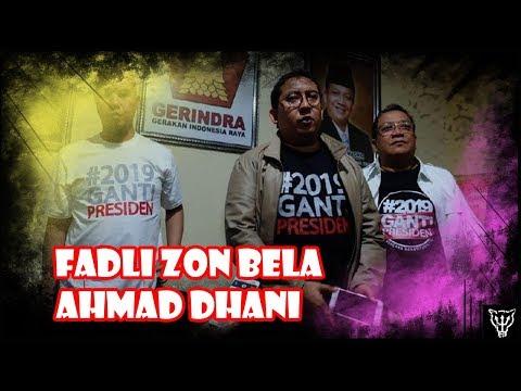 Bukti Video Sudah Ada, Fadli Zon Masih Bilang Ahmad Dhani Tidak Bilang 1d10t