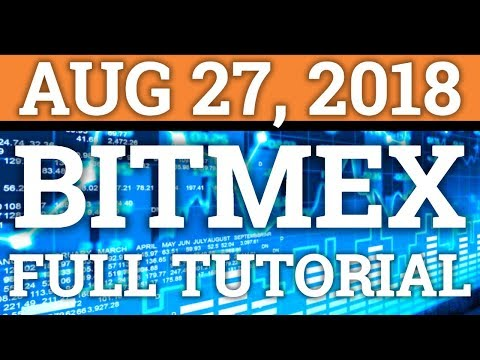 HOW TO LONG/SHORT BITCOIN FUTURES ON BITMEX! CRYPTOCURRENCY DAY TRADING TUTORIAL FOR BEGINNERS!