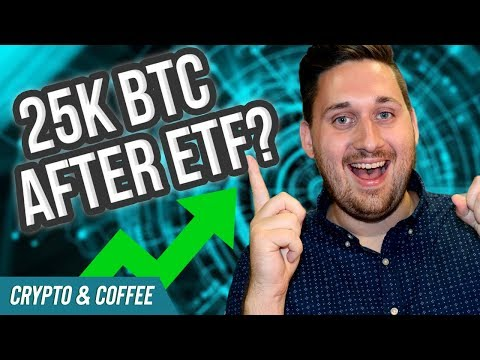 Will Bitcoin Hit $25,000 with ETF Approval? – CryptoCurrency Market News