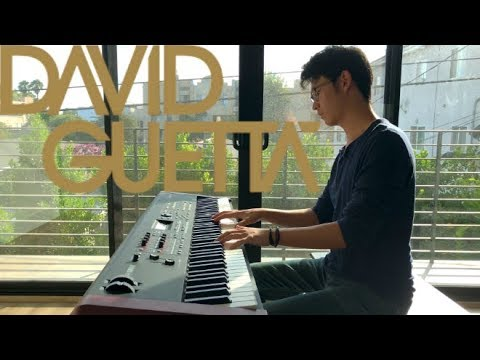 David Guetta – Titanium ft. Sia – Tony Ann Piano Cover