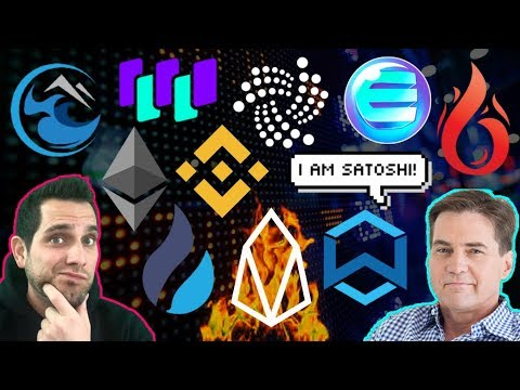 MORE $EOS Bugs? Fake Satoshi Strikes Again ? Dr. Doom: Crypto APOCALYPSE! Binance Vote