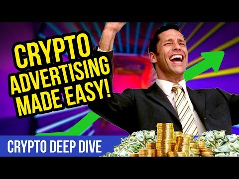 Crypto Advertising Made Easy – CryptoCurrency ICO Review – CryptoAdSolutions