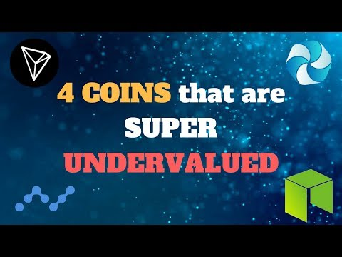 4 COINS THAT ARE SUPER UNDERVALUED – TRX, HPB, NEO, NANO