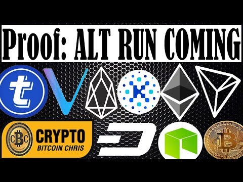 ⭐Alt run w/o BTC!⭐5 Most Anticipated Blockchains⭐TRON Coinburn!⭐Huge Dash Partnership!