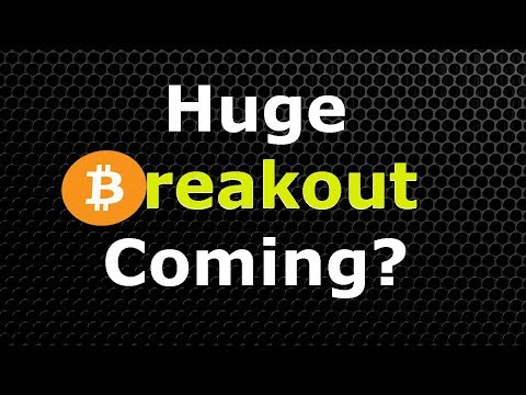 Huge Bullish Bitcoin Breakout Coming?