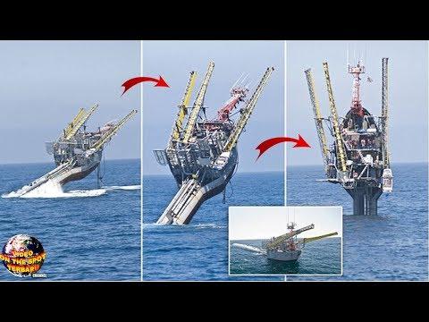 Ada yang Bisa Berdiri Di Tengah Laut, inilah 3 Jenis Kapal Dengan Fitur Sangat Canggih.!!