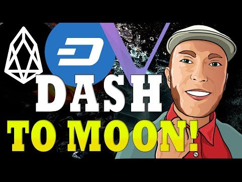 DASH To Moon!🚀 Steal RAM On EOS, Buy A Home With VeChain, Coinbase Jabs At Facebook $VET $DASH $EOS