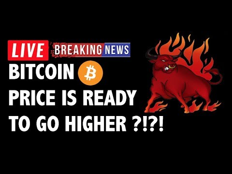 Bitcoin (BTC) Price is Ready to Go Higher?! – Crypto Trading & Cryptocurrency News
