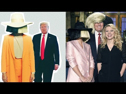 Sia Had Crazy Diarrhea After Meeting Trump in 2015