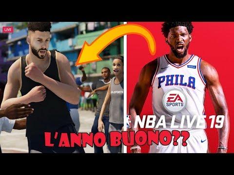 CHE IL 2019 SIA L'ANNO DI NBA LIVE?? PROVIAMO LA BETA! – NBALIVE19 The Rise #1 – [ITA PS4]