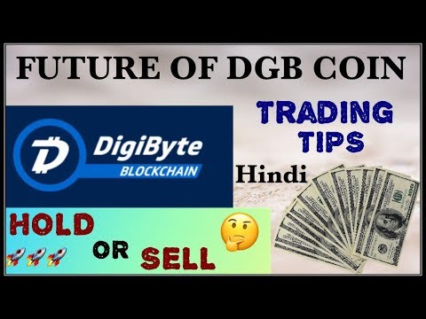 DIGIBYTE DGB COIN HOLD OR SELL PRICE PREDICTION CRYPTO TRADING TIPS HINDI