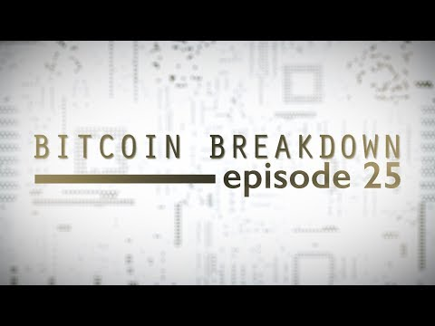 Cryptocurrency Bitcoin Breakdown | Episode 25 | BTC back to $6800…Lisk and Substratum