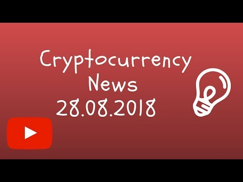 Cryptocurrency News 28.08 – Crypto Market