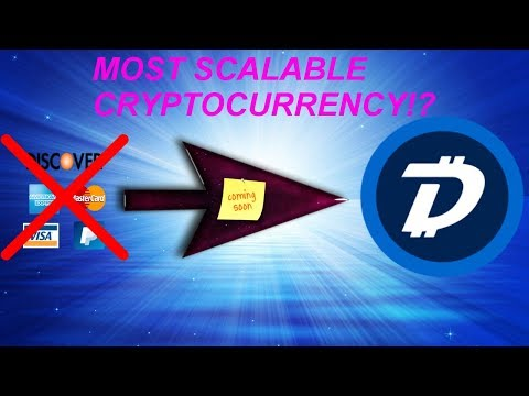 Scalability of DigiByte – The Future of Payments & Mass Adoption