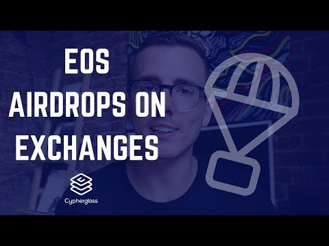 Why you don't get EOS Airdrops on Exchanges