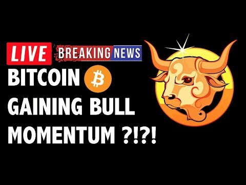 Is Bitcoin (BTC) Gaining Bull Momentum?! – Crypto Trading & Cryptocurrency News