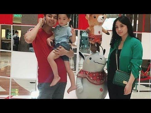 Lucunya Rambut Papa Raffi Dan Rafathar, Ada Jambul Makaunya l Keluarga RAN