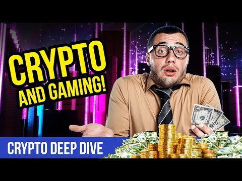 Crypto and Gaming! – CryptoCurrency with Video Games? – Cloud Moolah ICO