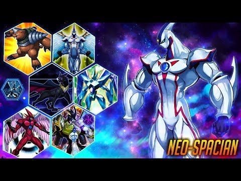 Deck Neo-Spacian (Agosto/August 2018) + Analisis