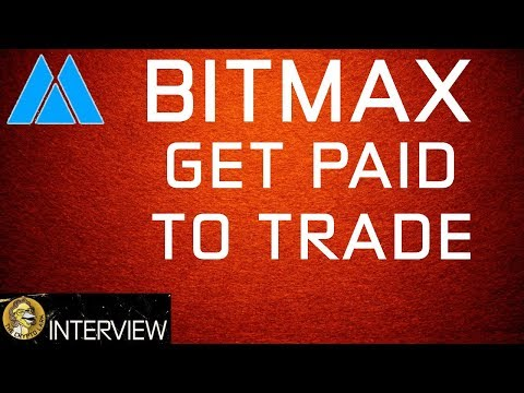 Bitmax – Cryptocurrency Rewards for Trading Bitcoin & Ethereum