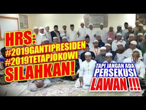 HRS Serukan Jihad, Jangan ada PERSEKUSI, LAWAN!