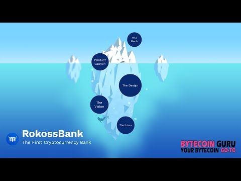 Rokoss Bank- Launch of Bytecoin CoinWallet (Bytecoin Foundation Project)