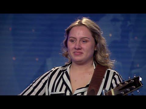 Isabelle Johansson – Chandelier av Sia (hela audition 2018) – Idol Sverige (TV4)