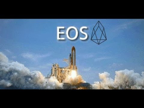 Why EOS is rocketing to the #2 spot on CoinMarketCap