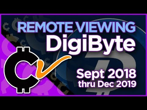 Remote Viewing Digibyte