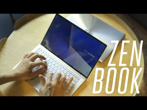 Asus ZenBook 13 hands-on: a big leap to small bezels
