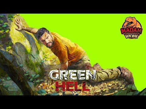 ADA APA DENGAN MiYA ?? 😂 Green Hell #2