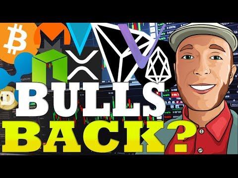 Bears Losing Steam – Bulls Coming Back! 🔥 Bitcoin Cash Craig Wright Math Problems, TRON News $TRX