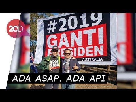 Deklarasi #2019GantiPresiden Diadang, Golkar: Ada Tendensi Kampanye
