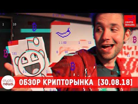 Почему EOS вырос на треть? Как определят майнеров в России? Рост биткоин на Reddit