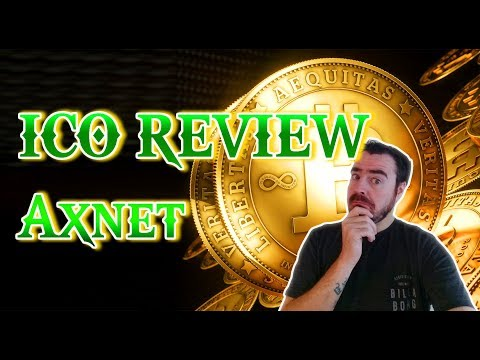 ICO Review: AXNET (AXN) A New Decentralized and Centralized Cryptocurrency Platform