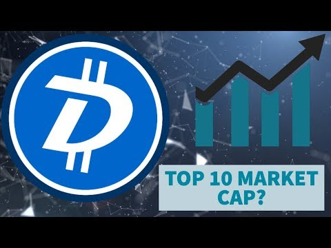 Will DigiByte(DGB) Become A Top 10 Crypto?