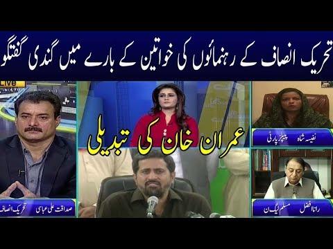 Fayyaz Ul Hassan Chohan Abuse Language About Women | Neo News